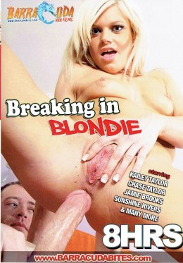 EROTYCZNY FILM DVD Breaking In Blonde