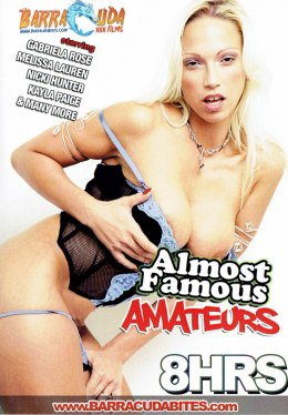 EROTYCZNY FILM DVD Almost Famous Amateurs