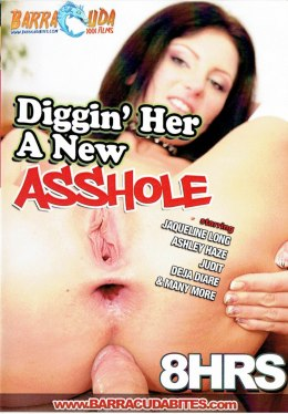 EROTYCZNY FILM DVD Diggin Her A New Asshole