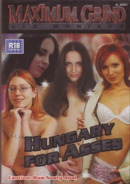 EROTYCZNY FILM DVD Hungary For Asses