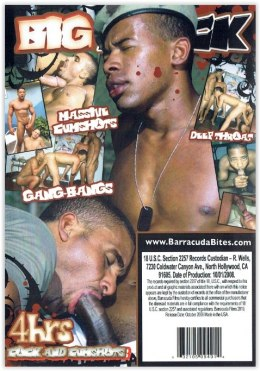 EROTYCZNY FILM DVD Big Black Cock And Cumshot
