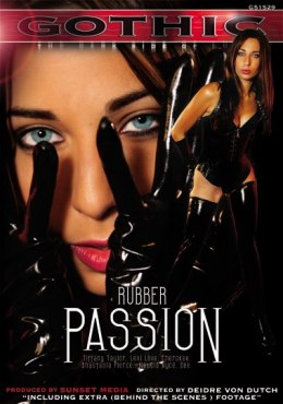 EROTYCZNY FILM DVD Gothic Rubber Passion