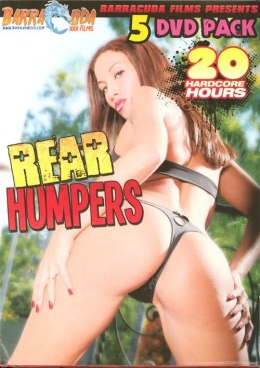 EROTYCZNY FILM DVD REAR HUMPERS 5 DVD PACK