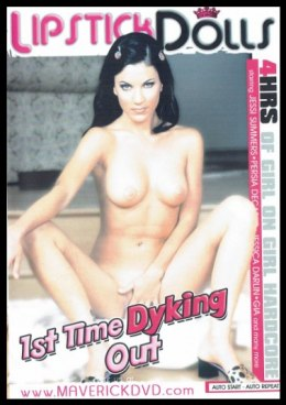 EROTYCZNY FILM DVD 1ST TIME DYKING OUT
