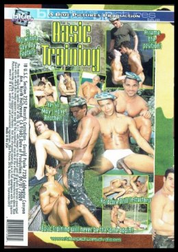 EROTYCZNY FILM DVD BASIC TRAINING