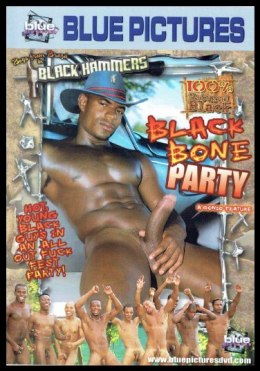 EROTYCZNY FILM DVD BLACK BONE PARTY