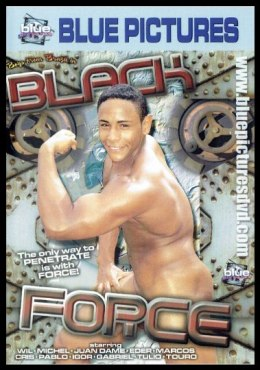 EROTYCZNY FILM DVD BLACK FORCE