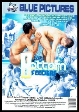 EROTYCZNY FILM DVD BOTTOM FEEDERS