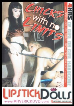 EROTYCZNY FILM DVD CHICKS WITH NO LIMITS