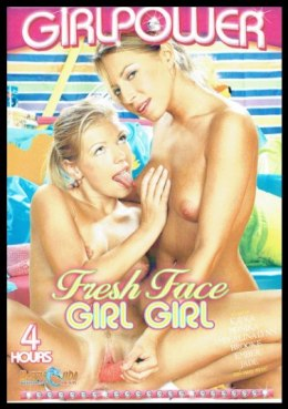EROTYCZNY FILM DVD FRESH FACE GIRL GIRL