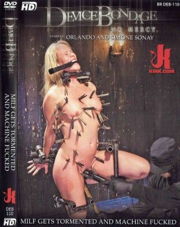 EROTYCZNY FILM DVD DEVICE BONDAGE Milf Gets Tormented and Machine Fucked