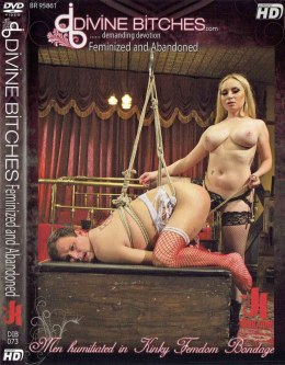 EROTYCZNY FILM PORNO DVD DIVINE BITCHES Feminized and Abandoned