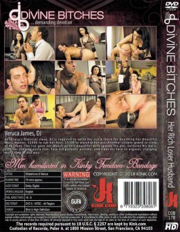 EROTYCZNY FILM PORNO DVD DIVINE BITCHES Her Rich Loser Husband