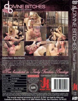EROTYCZNY FILM PORNO DVD DIVINE BITCHES Sexual Slavery