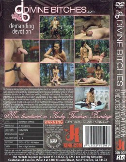 EROTYCZNY FILM PORNO DVD DIVINE BITCHES The Pussycat Vixen, is inducted into Bitchdom
