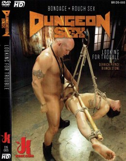 EROTYCZNY FILM DVD DUNGEON SEX Looking for Trouble