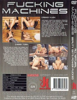 EROTYCZNY FILM DVD FUCKING MACHINES All Natural Beauty Gets Power Fucked