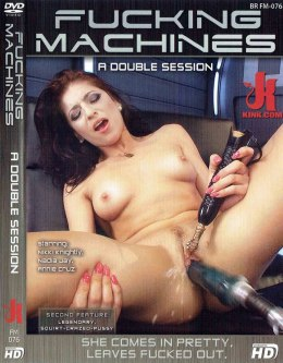 EROTYCZNY FILM DVD FUCKING MACHINES a Double Session