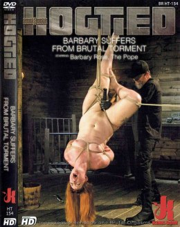 EROTYCZNY FILM DVD HOGTIED Barbary Suffers from Brutal Torment