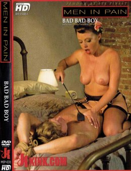 EROTYCZNY FILM PORNO DVD MEN IN PAIN Bad Bad Boy