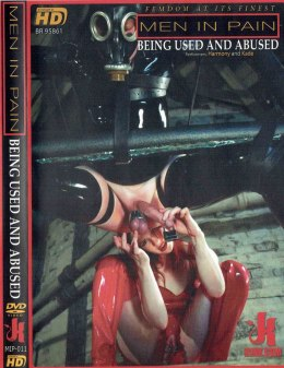 EROTYCZNY FILM PORNO DVD MEN IN PAIN Being Used and Abused