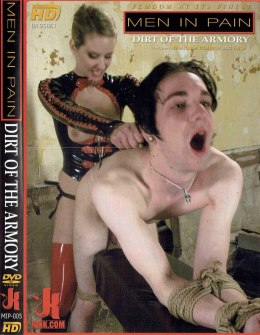 EROTYCZNY FILM PORNO DVD MEN IN PAIN Dirt of Armory