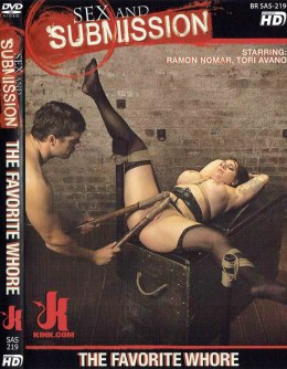 EROTYCZNY FILM DVD SEX and SUBMISSION The Favorite Whore