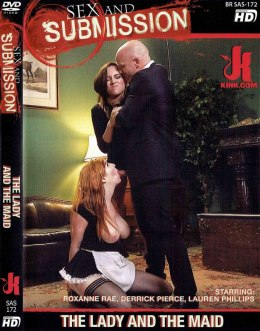 EROTYCZNY FILM DVD SEX and SUBMISSION The Lady and Maid