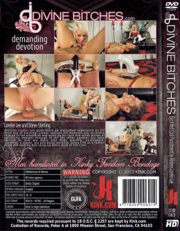 EROTYCZNY FILM PORNO DVD DIVINE BITCHES Electrified Cock Punishment by Mistress Lorelei Lee