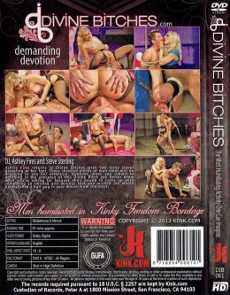 EROTYCZNY FILM PORNO DVD DIVINE BITCHES The Most Humiliating Activity One Can Imagine